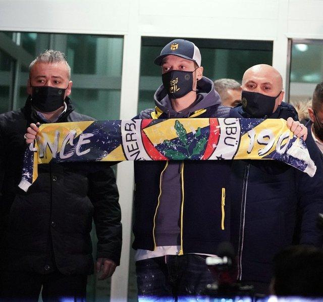 Rıdvan Dilmen'den Mesut Özil yorumu! Fenerbahçe - Ankaragücü maçının ardından konuştu