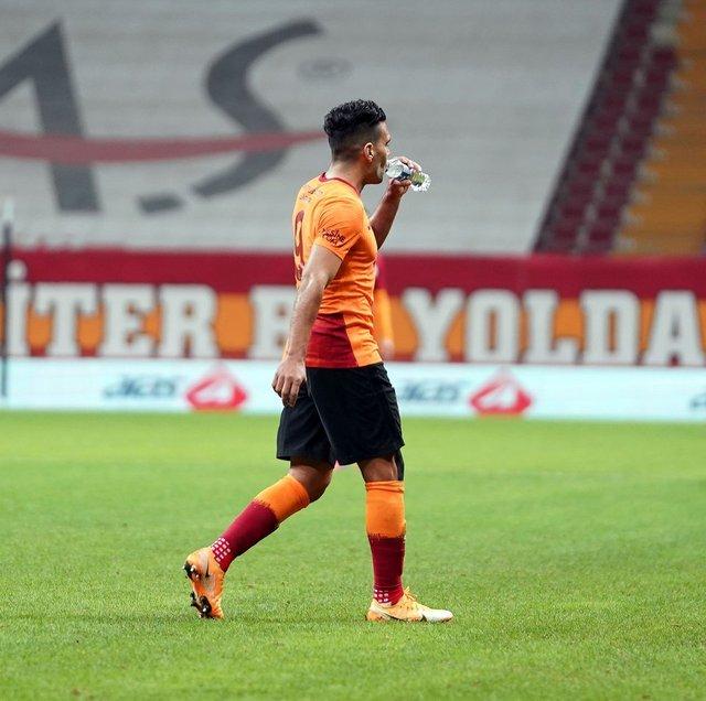 Galatasaray'da son dakika TRANSFER heyecanı! Diagne ve Falcao...