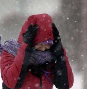 Doğu'da kar batıda don uyarısı!