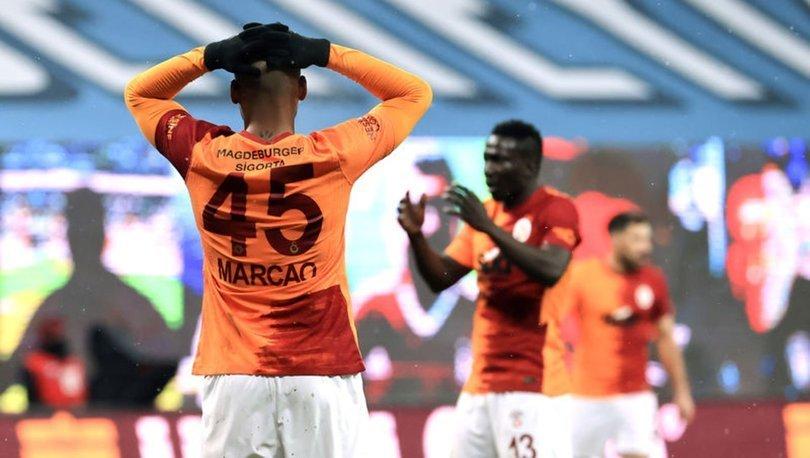 Galatasaray'ın konuğu Yukatel Denizlispor