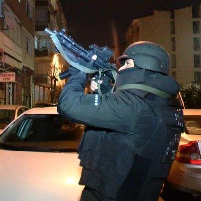 Gaziantep'de DEAŞ operasyonu! 35 gözaltı