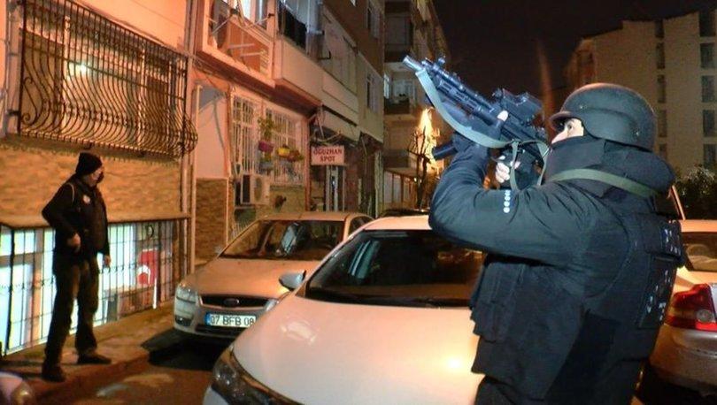 Son dakika: Gaziantep'de DEAŞ operasyonu! 35 gözaltı