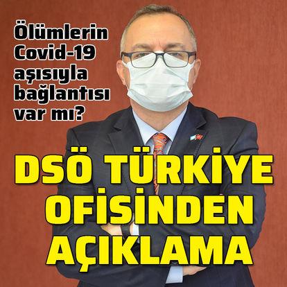 DSÖ Türkiye Ofisinden açıklama!