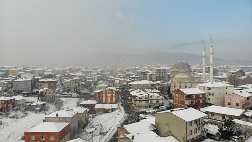 Son dakika: İstanbul'da 3 ilçede kar yağışı başladı - Haberler