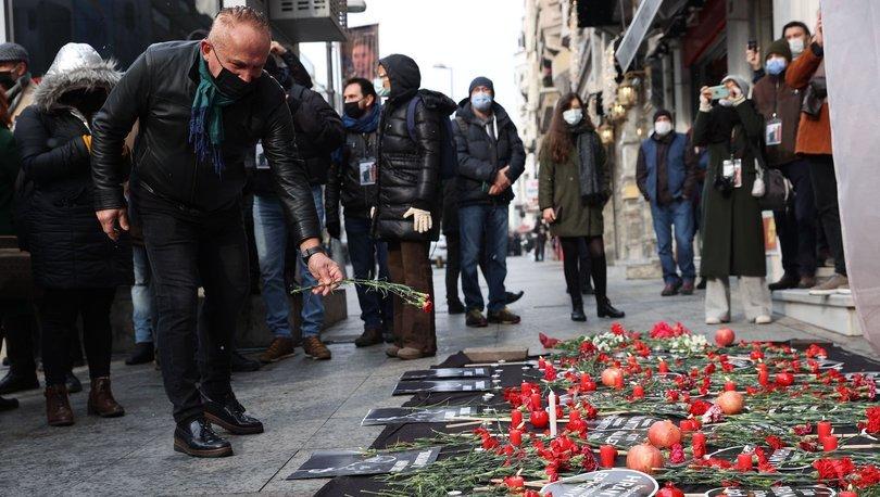 Hrant Dink, Agos gazetesi önünde anıldı - Haberler