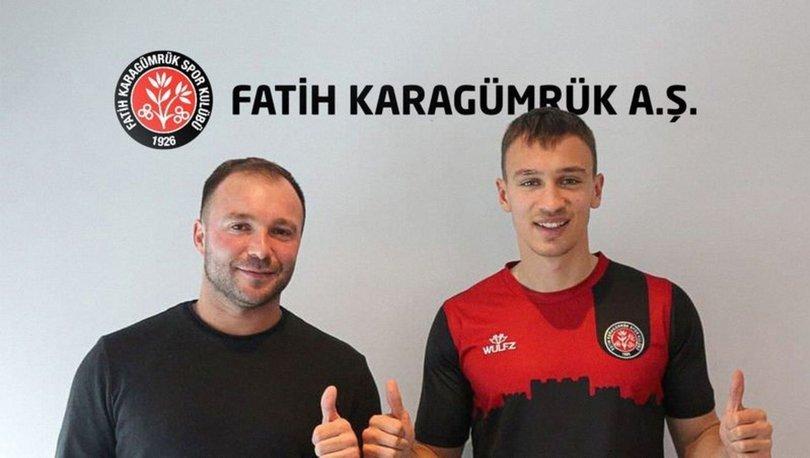 Serhat Ahmetoğlu, Fatih Karagümrük'e kiralandı