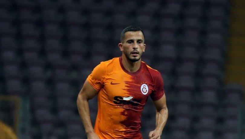Galatasaraylı futbolcu Omar Elabdellaoui taburcu edildi