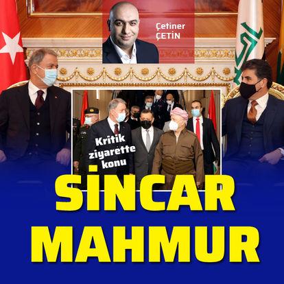 Erbil'de Sincar ve Mahmur masaya yatırıldı