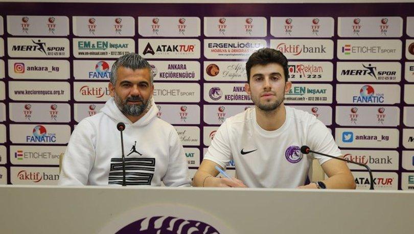 Ankara Keçiörengücü'nden üç transfer