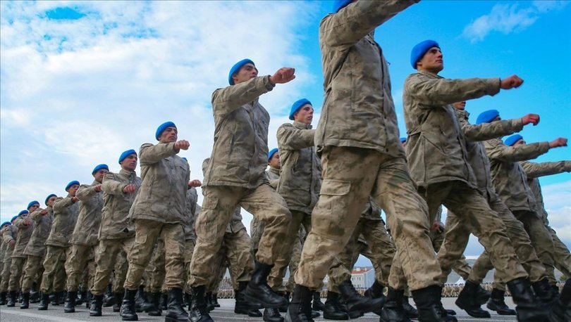 Jandarma uzman erbaş alımı 2021 başvuru şartları neler? Jandarma uzman erbaş alımı ne zaman?