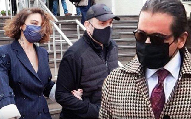 Sıla'dan boşanan Hazer Amani'den manidar dövme! - Magazin haberleri