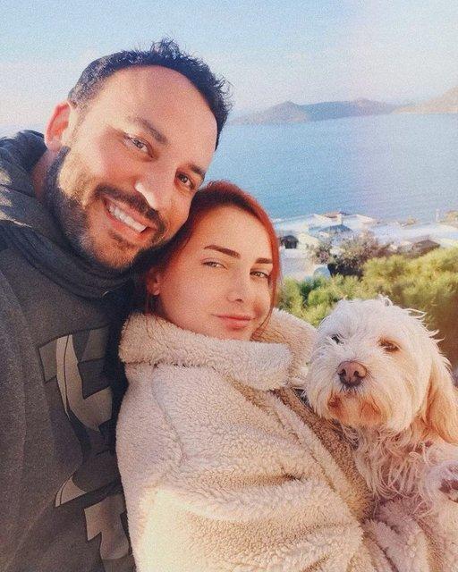 Ferit Aktuğ ile Saadet Çamaş aşk yaşıyor - Magazin haberleri