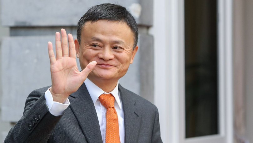 Alibaba Kurucusu Jack Ma 3 ay sonra ortaya çıktı