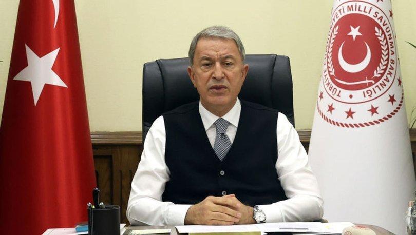 SON DAKİKA! MSB Bakanı Akar'dan önemli açıklamalar - Haberler