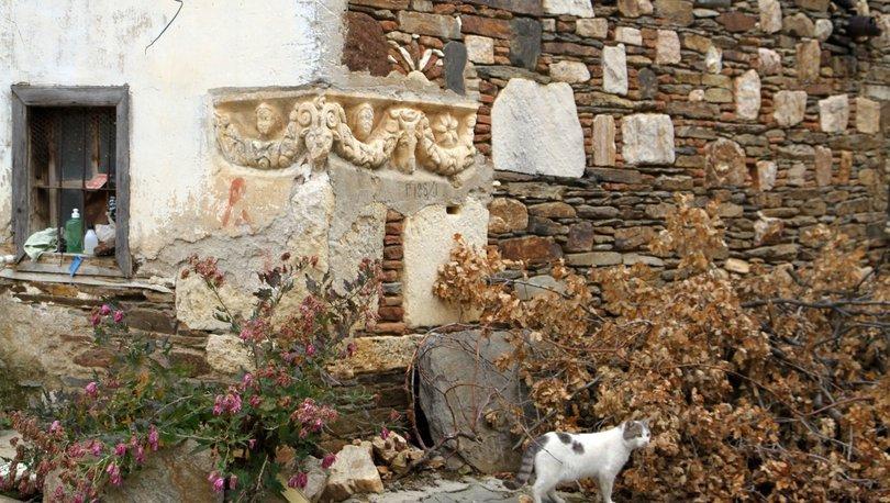 Evin duvarında kullanılmıştı... 3. yüzyıldan kaldığı ortaya çıktı - Haberler