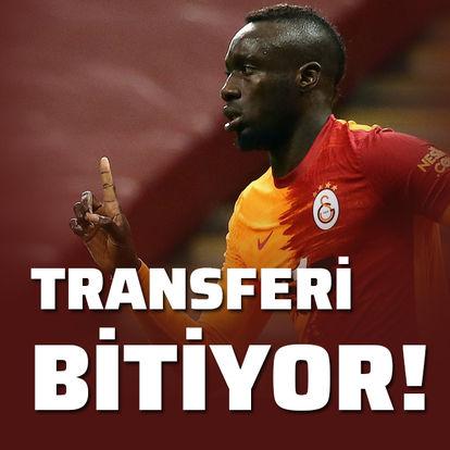 Diagne transferi bitiyor!