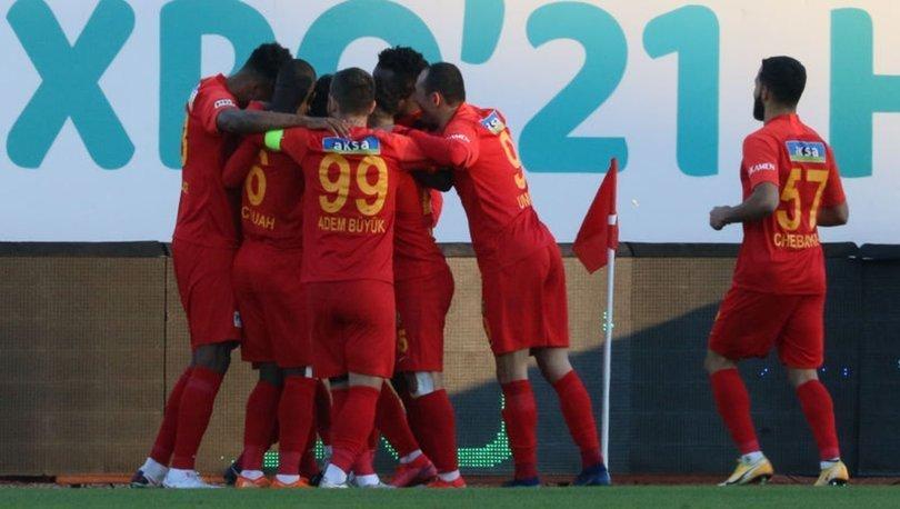 Hatayspor: 1 - Yeni Malatyaspor: 2 | MAÇ SONUCU