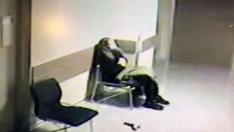 İNTİHAR! Son dakika: Kameralar önünde böyle intihar etti - VİDEO