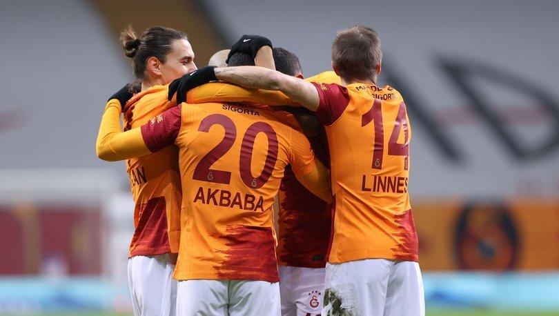 Son dakika: Galatasaray Denizlispor MAÇ SONUCU ve ÖZETİ