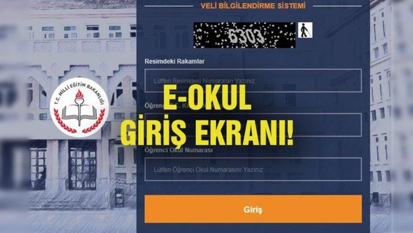 e-Okul VBS giriş ekranı karne görüntüleme nasıl yapılır? E-karne 2021 nasıl alınır? e-Okul VBS giriş yap!