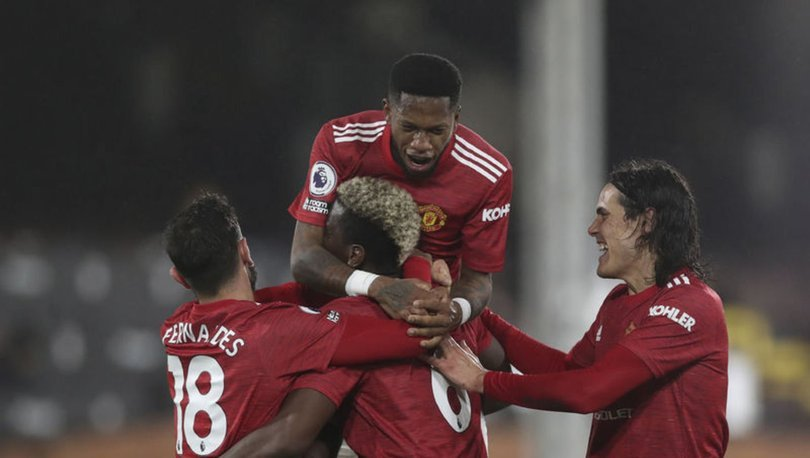 Manchester United, Premier Ligde 13 maçtır kaybetmiyor