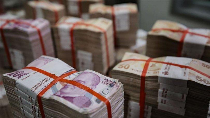 Merkezi yönetim brüt borç stoku 1 trilyon 812.1 milyar lira