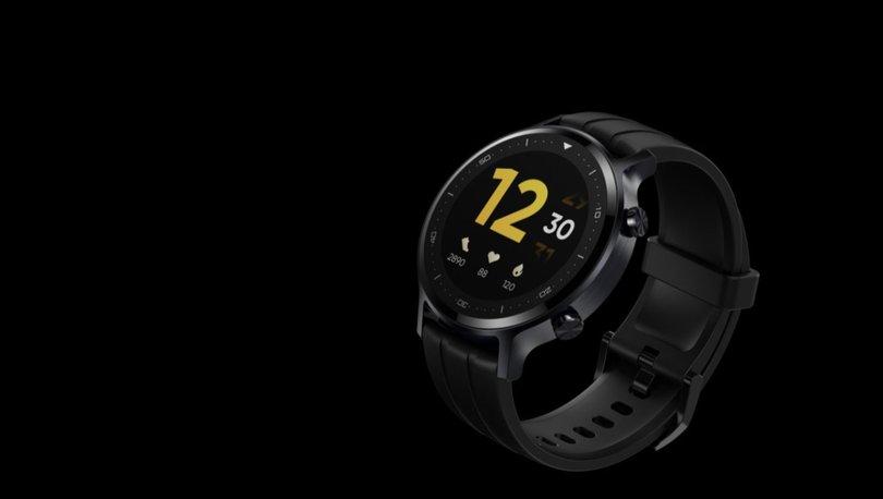Realme'nin akıllı saati realme Watch S Türkiye'de - Haberler