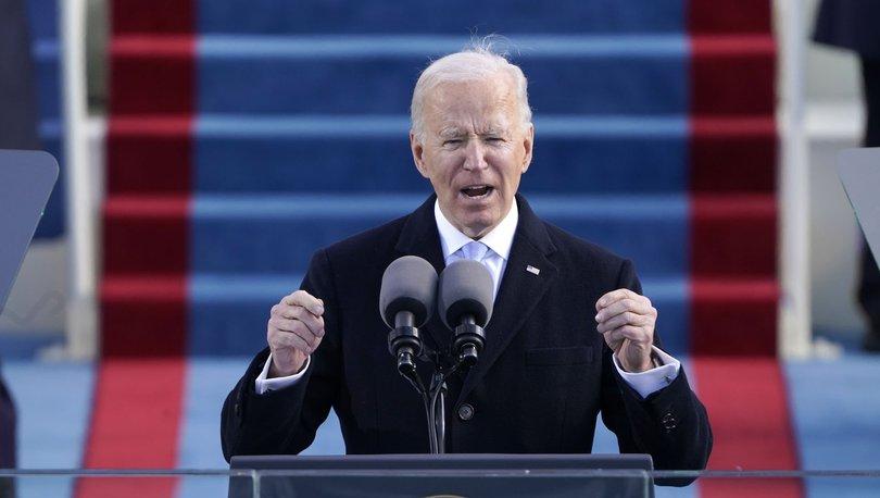 SON DAKİKA: Dünya liderlerinden ABD'nin yeni başkanı Joe Biden'ın göreve başlamasına ilişkin mesajlar!