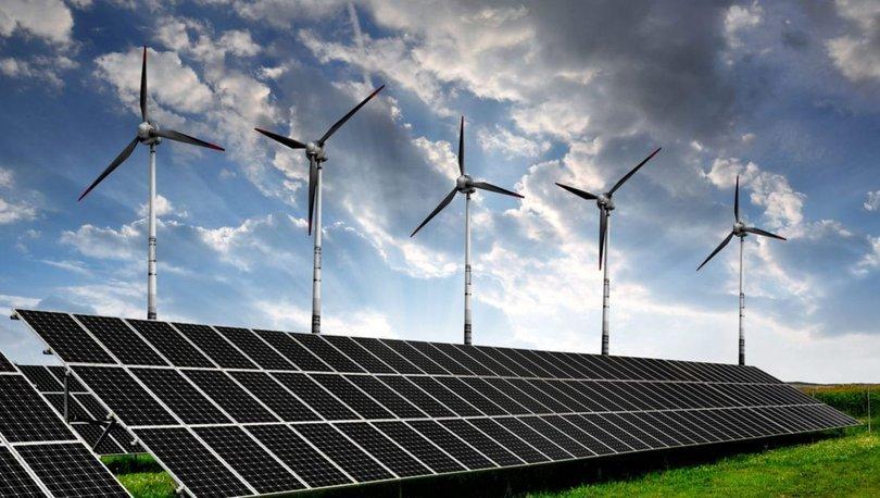 Geçen yıl yenilenebilir enerjiye 7 milyar dolar yatırım yapıldı