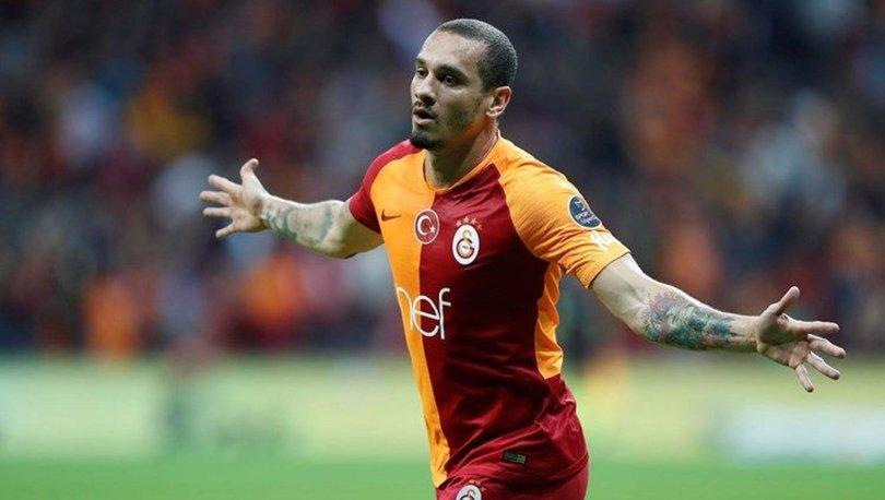 Galatasaray'da Maicon müjdesi!
