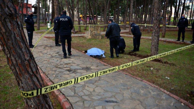 CANİ KATİL! Son dakika: Parkta öldürüp, arkasına bakmadan işe gitti - Haberler -