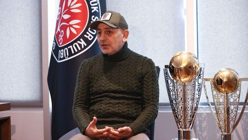 Karagümrük Başkanı Süleyman Hurma'dan stat müjdesi