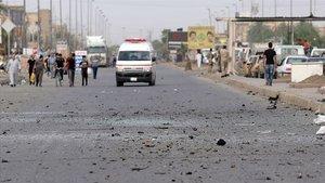 Bağdat'ta intihar saldırısı! Çok sayıda ölü ve yaralı...