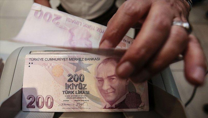 Bankacılık sektörü kredi hacmi geçen hafta 3 trilyon 554 milyar liraya yükseldi
