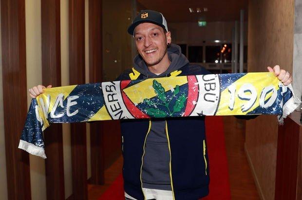 Mesut Özil hemşehrilerini heyecanlandırdı