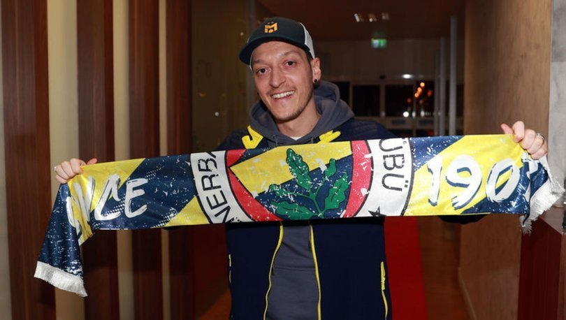 Mesut Özil'in Fenerbahçe'ye transferi hemşehrilerini heyecanlandırdı