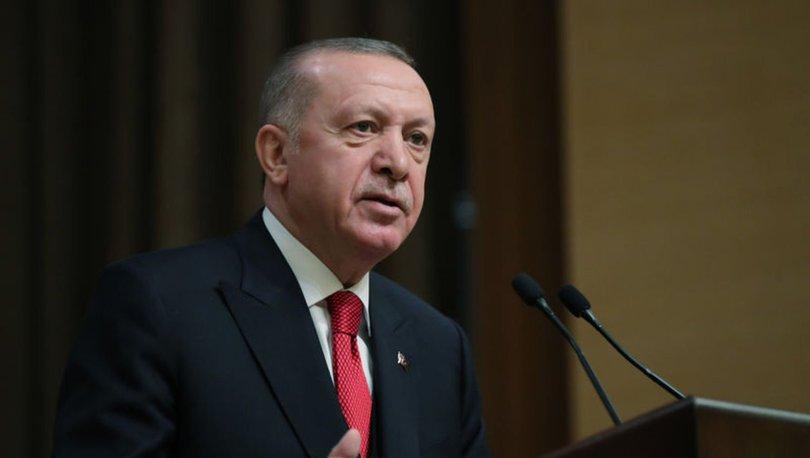 Son dakika: Cumhurbaşkanı Erdoğan'dan CHP'ye tepki: Siz kimin militanısınız? - Haberler