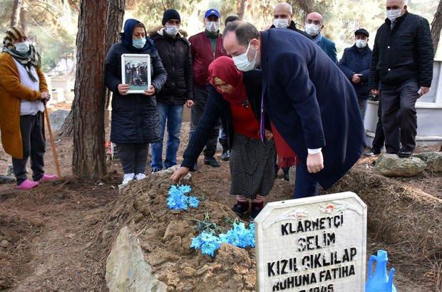 'Deli Selim'in' ailesi Ata Demirer'i bekliyor