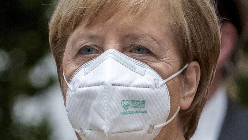 Merkel'den Kovid-19'un mutasyonları konusunda uyarı