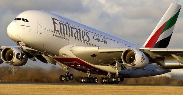 'Aşı pasaportu' Emirates ile başladı