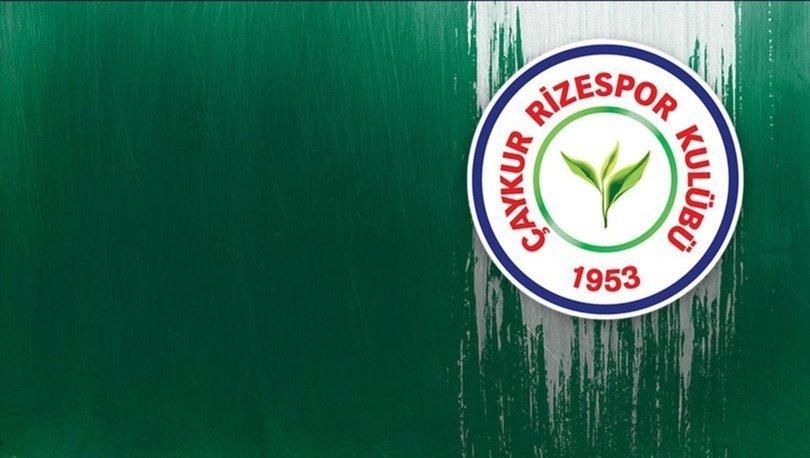 Çaykur Rizespor'da 3 futbolcu ve 3 personelin Kovid-19 testi pozitif çıktı
