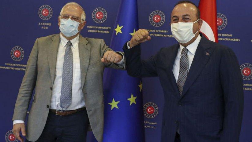 AB'den Doğu Akdeniz ve Türkiye açıklaması!
