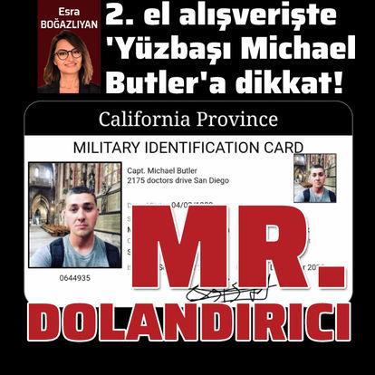 Mr. Dolandırıcı