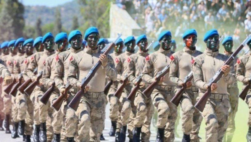 Jandarma sözleşmeli uzman erbaş alımı için başvur! 2021 JGK uzman erbaş alımı şartları neler?