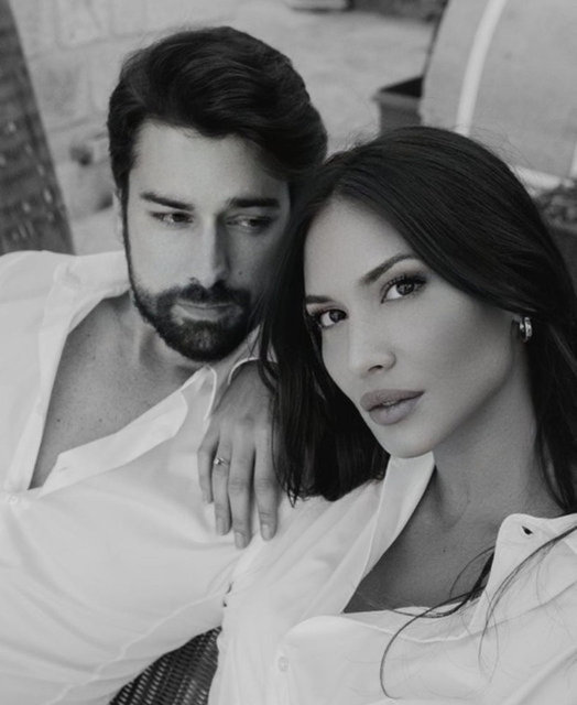 Nesrin Cavadzade Gökhan Alkan aşkı dolu dizgin! Magazin haberleri