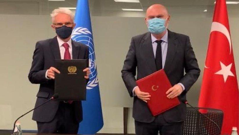 BM İnsani İşler Koordinasyonu, İstanbul'da ofis açacak