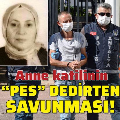 Anne katilinin cinayet nedeni!