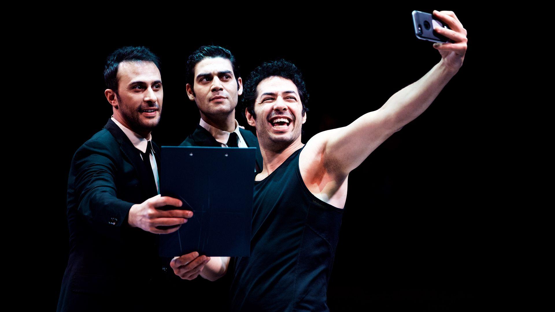 DasDas'ta hafta sonu online tiyatro keyfi