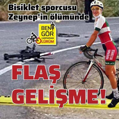 Bisiklet sporcusu Aslan'ın ölümünde flaş gelişme!
