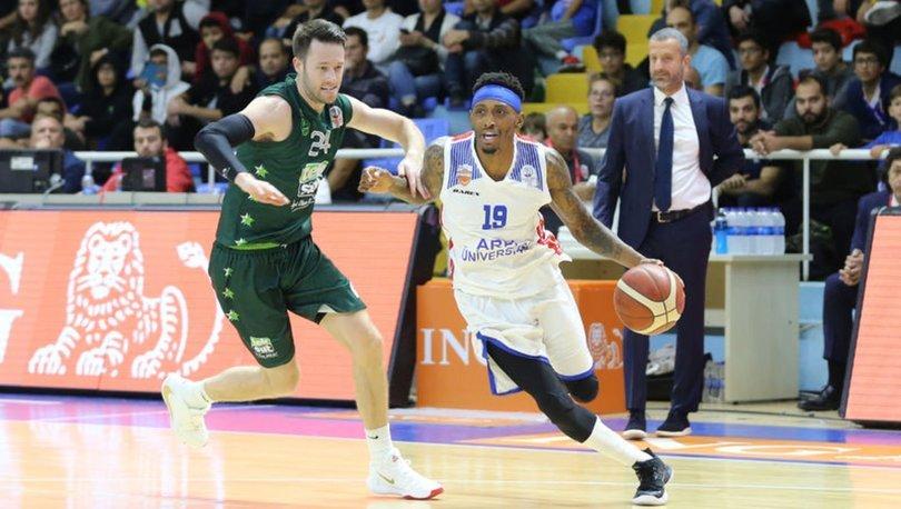 Gaziantep Basketbol, ABD'li oyuncu Kenny Hayes'i kadrosuna kattı